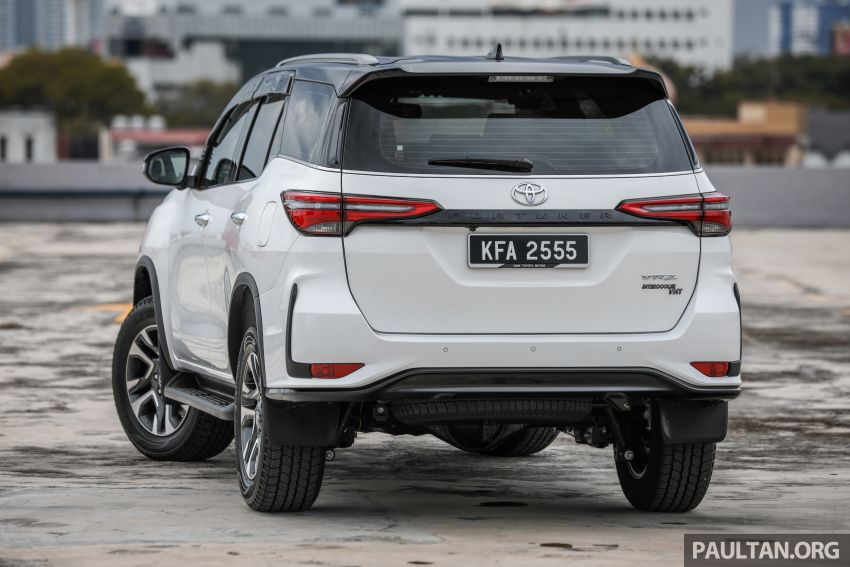 GALLERY: 2021 Toyota Fortuner 2.8 VRZ – RM203,183 Image #1264847