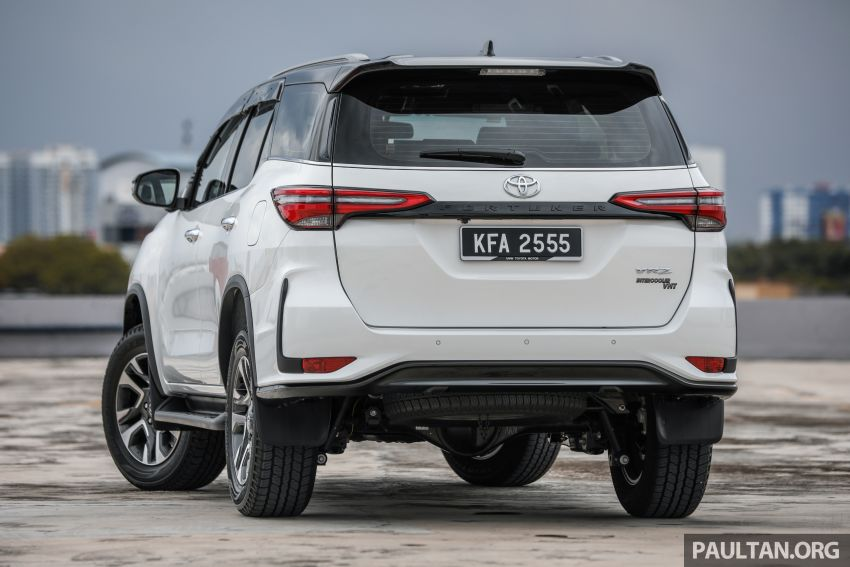 GALLERY: 2021 Toyota Fortuner 2.8 VRZ – RM203,183 Image #1264848
