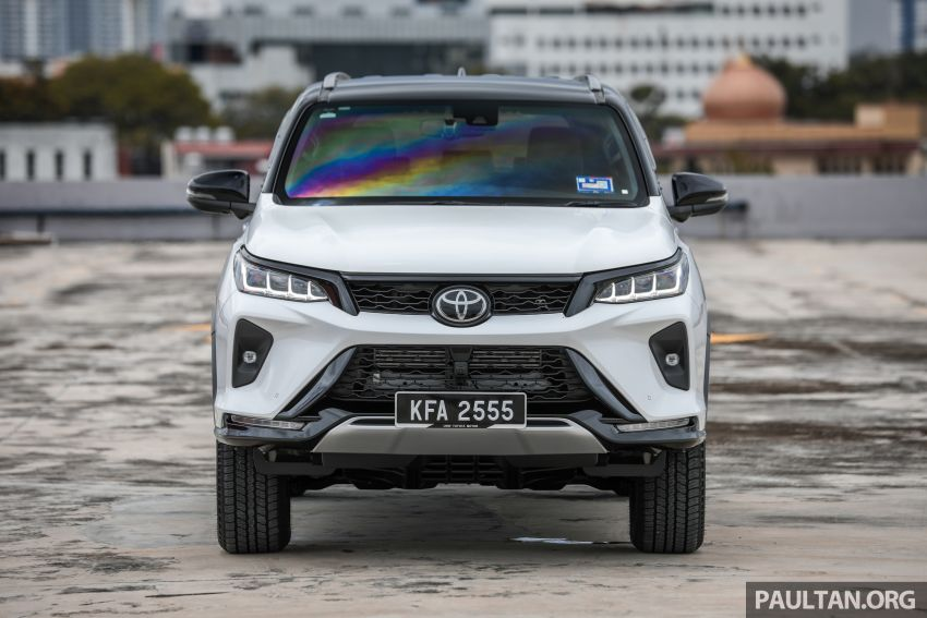 GALLERY: 2021 Toyota Fortuner 2.8 VRZ – RM203,183 Image #1264849