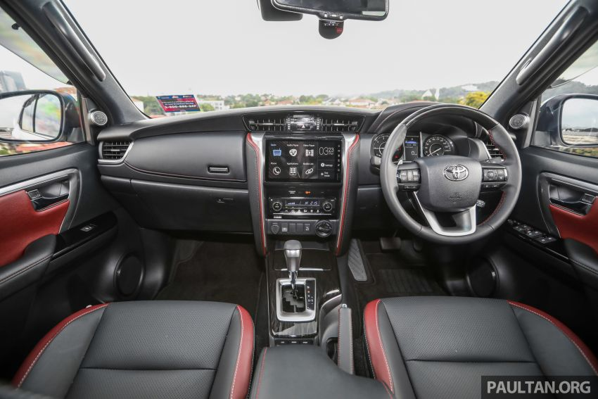 GALLERY: 2021 Toyota Fortuner 2.8 VRZ – RM203,183 Image #1264884