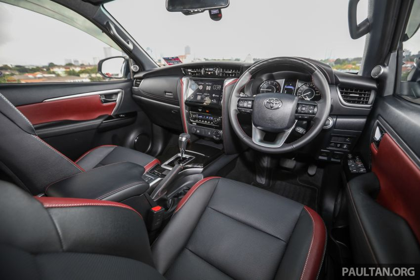 GALLERY: 2021 Toyota Fortuner 2.8 VRZ – RM203,183 Image #1264923