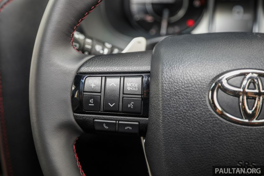 GALLERY: 2021 Toyota Fortuner 2.8 VRZ – RM203,183 Image #1264886