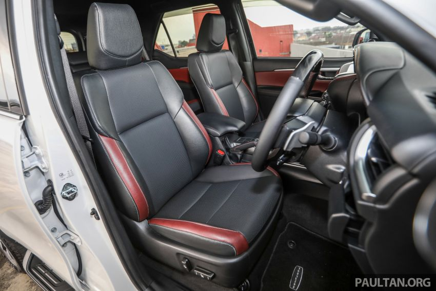 GALLERY: 2021 Toyota Fortuner 2.8 VRZ – RM203,183 Image #1264932