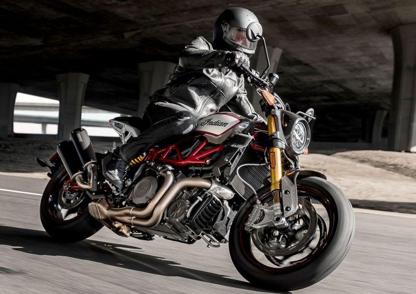 Indian Motorcycles dapat pengedar baru di Malaysia? Image #1262858