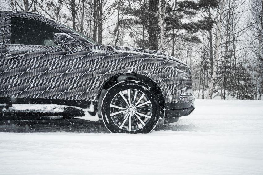 Infiniti QX60 2022 bakal guna enjin V6 3.5L, transmisi auto sembilan kelajuan, AWD; lancar hujung tahun ini Image #1262622