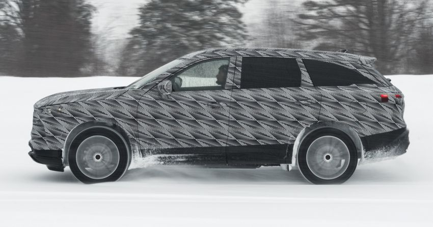 2022 Infiniti QX60 early details revealed – 3.5L V6, nine-speed auto, AWD; market launch later this year Image #1262207