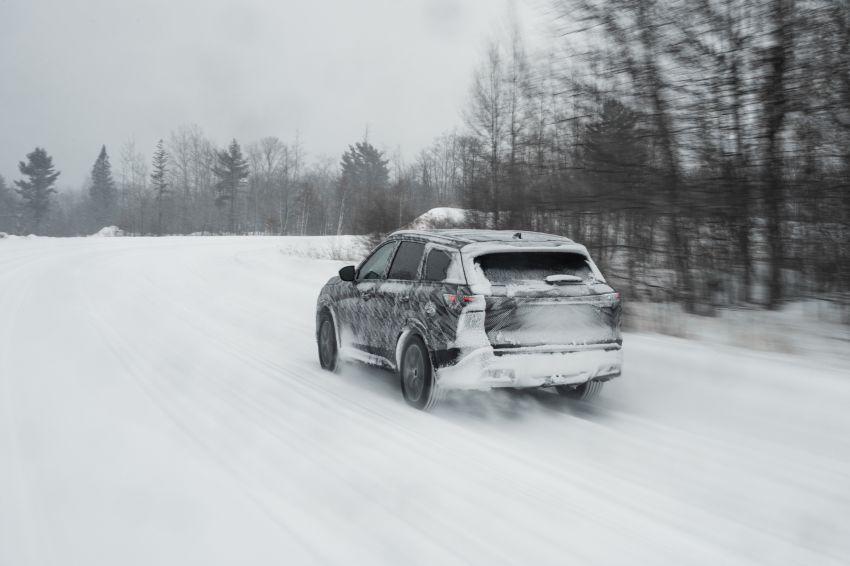 Infiniti QX60 2022 bakal guna enjin V6 3.5L, transmisi auto sembilan kelajuan, AWD; lancar hujung tahun ini Image #1262618