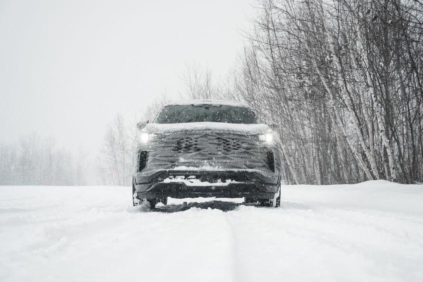 Infiniti QX60 2022 bakal guna enjin V6 3.5L, transmisi auto sembilan kelajuan, AWD; lancar hujung tahun ini Image #1262620