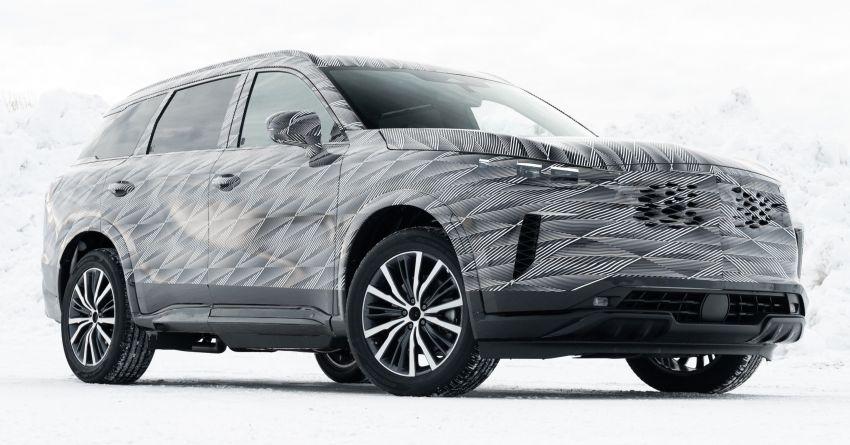 Infiniti QX60 2022 bakal guna enjin V6 3.5L, transmisi auto sembilan kelajuan, AWD; lancar hujung tahun ini Image #1262612