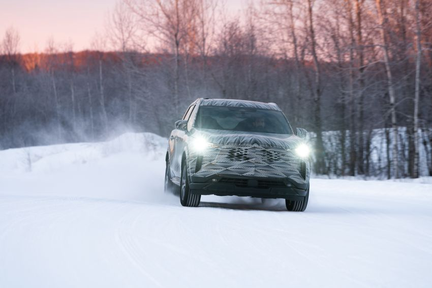 Infiniti QX60 2022 bakal guna enjin V6 3.5L, transmisi auto sembilan kelajuan, AWD; lancar hujung tahun ini Image #1262619
