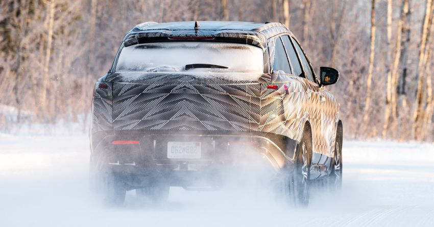 2022 Infiniti QX60 early details revealed – 3.5L V6, nine-speed auto, AWD; market launch later this year Image #1262203