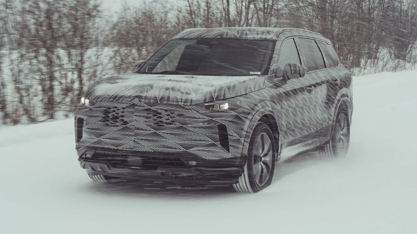 2022 Infiniti QX60 early details revealed – 3.5L V6, nine-speed auto, AWD; market launch later this year Image #1262204