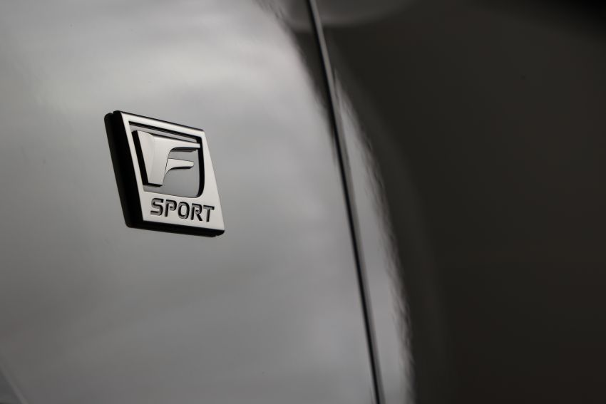 2022 Lexus IS 500 F Sport Performance Launch Edition gets exclusive grey paint, BBS wheels – 500 units only Image #1266605