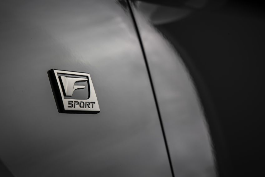 2022 Lexus IS 500 F Sport Performance Launch Edition gets exclusive grey paint, BBS wheels – 500 units only Image #1266606