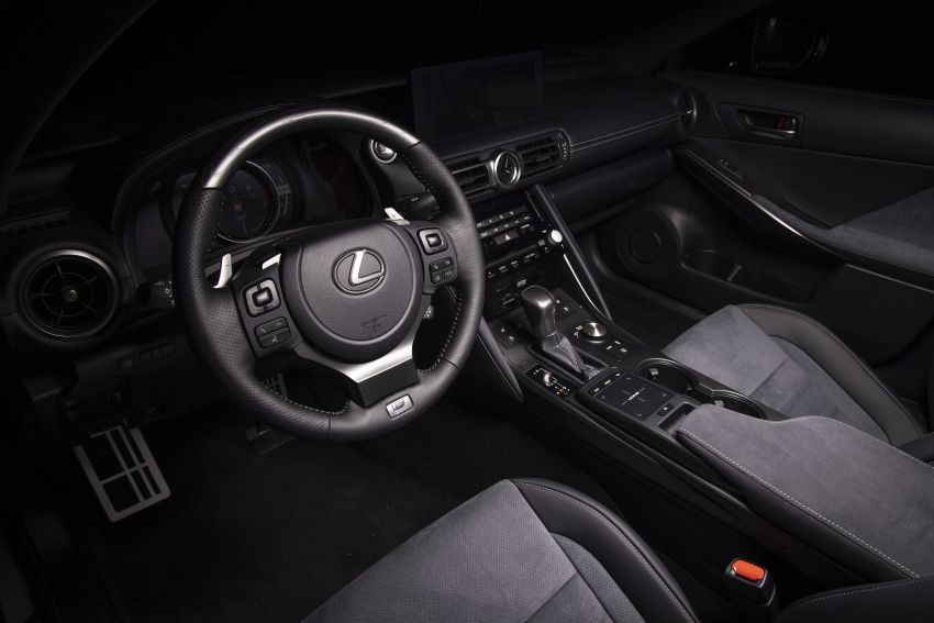 2022 Lexus IS 500 F Sport Performance Launch Edition gets exclusive grey paint, BBS wheels – 500 units only Image #1266610