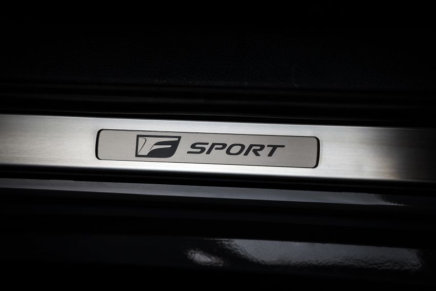 2022 Lexus IS 500 F Sport Performance Launch Edition gets exclusive grey paint, BBS wheels – 500 units only Image #1266621