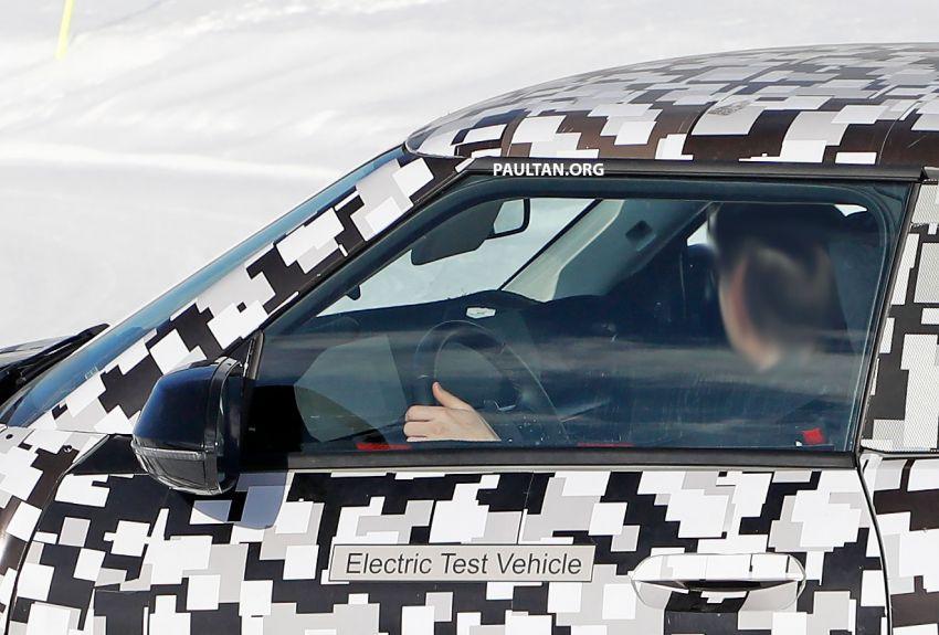 SPYSHOTS: Next-generation MINI Cooper EV on test Image #1266425