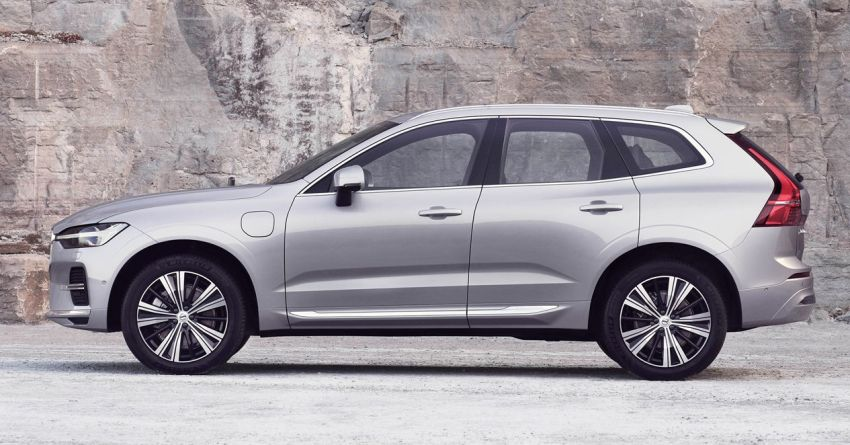 2022 Volvo XC60 gets updated with new styling, kit Image #1260388