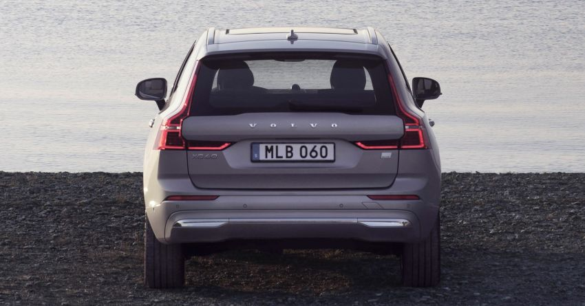 2022 Volvo XC60 gets updated with new styling, kit Image #1260390