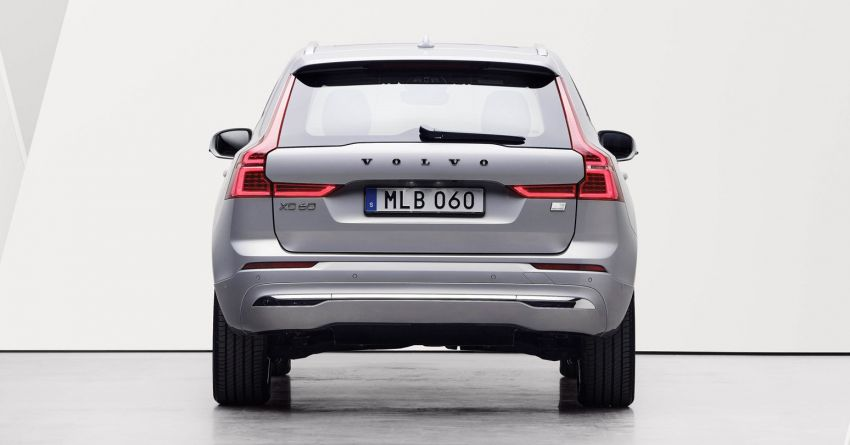 2022 Volvo XC60 gets updated with new styling, kit Image #1260393