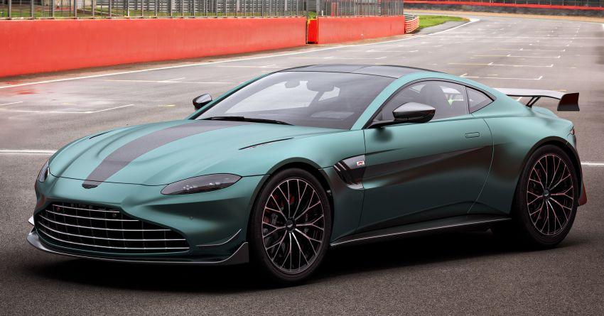 Aston Martin Vantage F1 Edition makes its full debut Image #1266568