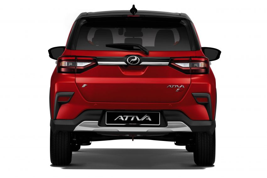 2021 Perodua Ativa SUV launched in Malaysia – X, H, AV specs; 1.0L Turbo CVT; from RM61,500 to RM72k Image #1257374
