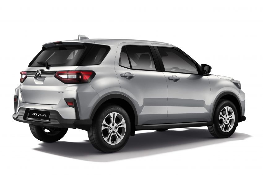 2021 Perodua Ativa SUV launched in Malaysia – X, H, AV specs; 1.0L Turbo CVT; from RM61,500 to RM72k Image #1257629