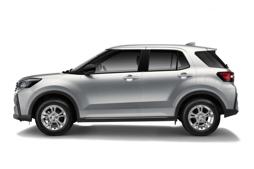 2021 Perodua Ativa SUV launched in Malaysia – X, H, AV specs; 1.0L Turbo CVT; from RM61,500 to RM72k Image #1257632