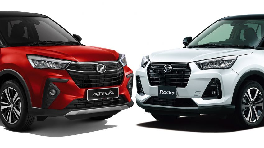 2021 Perodua Ativa SUV – we point out all the differences from Daihatsu Rocky and Toyota Raize Image #1257634