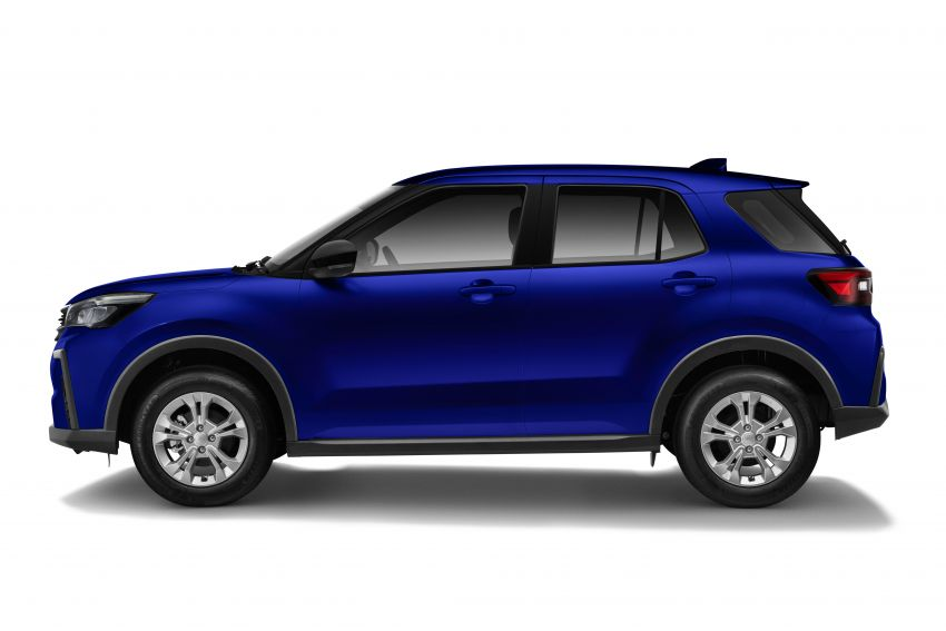 2021 Perodua Ativa SUV launched in Malaysia – X, H, AV specs; 1.0L Turbo CVT; from RM61,500 to RM72k Image #1257651
