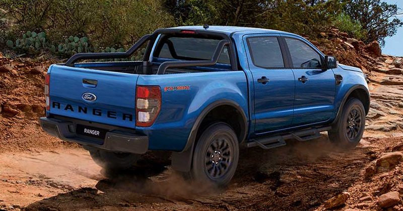 "Ford Ranger FX4 MAX debuts in Thailand – 2.0 litre turbo, Fox monotube shocks make it a Raptor ""lite"" Image #1263837"