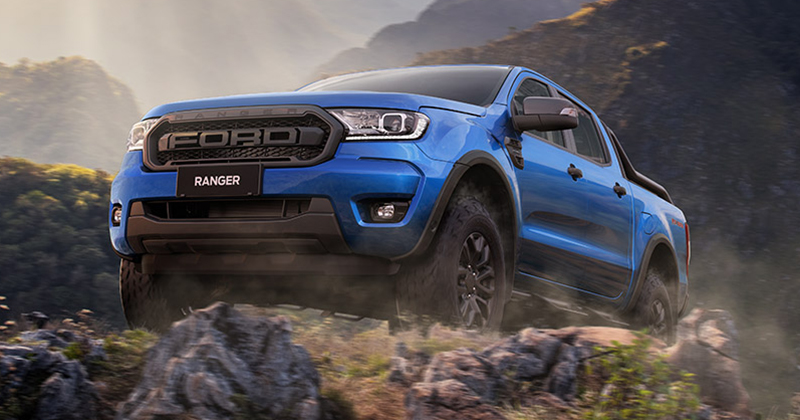 "Ford Ranger FX4 MAX debuts in Thailand – 2.0 litre turbo, Fox monotube shocks make it a Raptor ""lite"" Image #1263838"