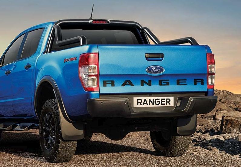 "Ford Ranger FX4 MAX debuts in Thailand – 2.0 litre turbo, Fox monotube shocks make it a Raptor ""lite"" Image #1263839"