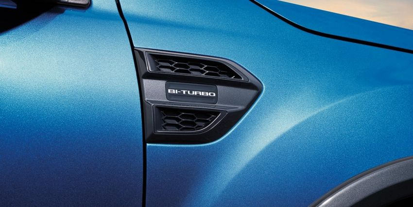 "Ford Ranger FX4 MAX debuts in Thailand – 2.0 litre turbo, Fox monotube shocks make it a Raptor ""lite"" Image #1263842"