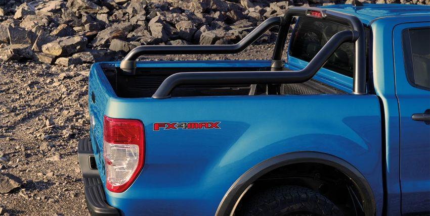 "Ford Ranger FX4 MAX debuts in Thailand – 2.0 litre turbo, Fox monotube shocks make it a Raptor ""lite"" Image #1263843"