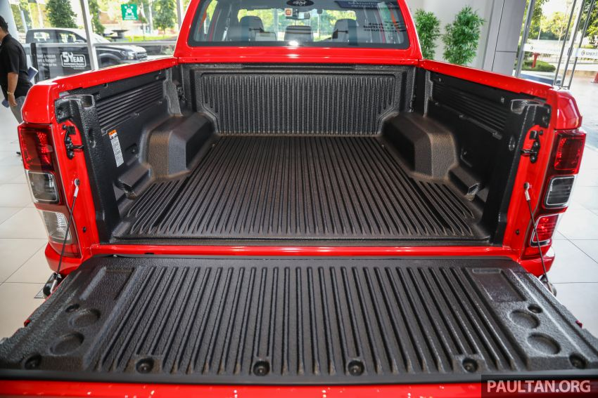 GALLERY: Ford Ranger Raptor X Special Edition in red Image #1258495