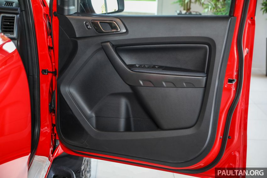 GALLERY: Ford Ranger Raptor X Special Edition in red Image #1258548