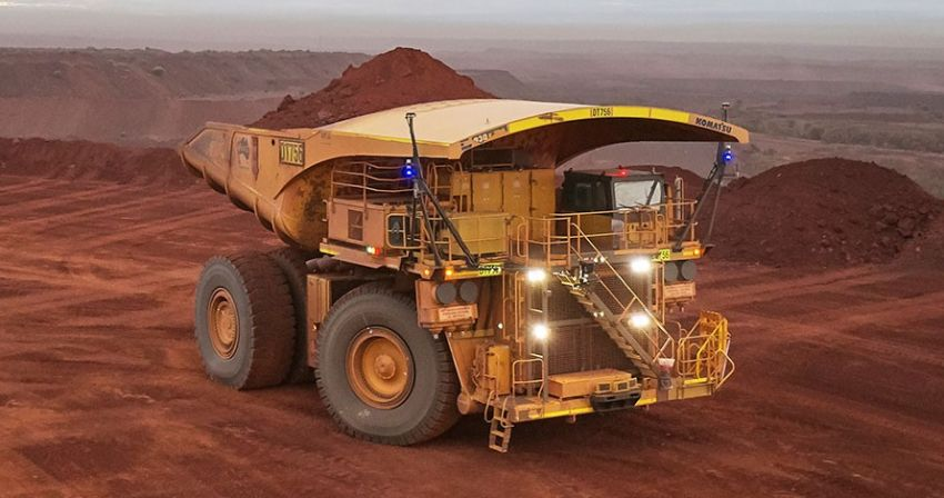 Williams Advanced Engineering to develop a battery system with Fortescue for a 240-tonne electric hauler Image #1258056