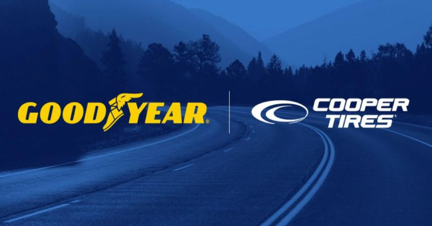 Goodyear to acquire Cooper Tires for RM10.3 billion Image #1262134
