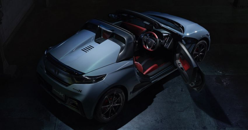 Honda S660 Modulo X Version Z launched in Japan – special model to mark end of production in March 2022 Image #1262821