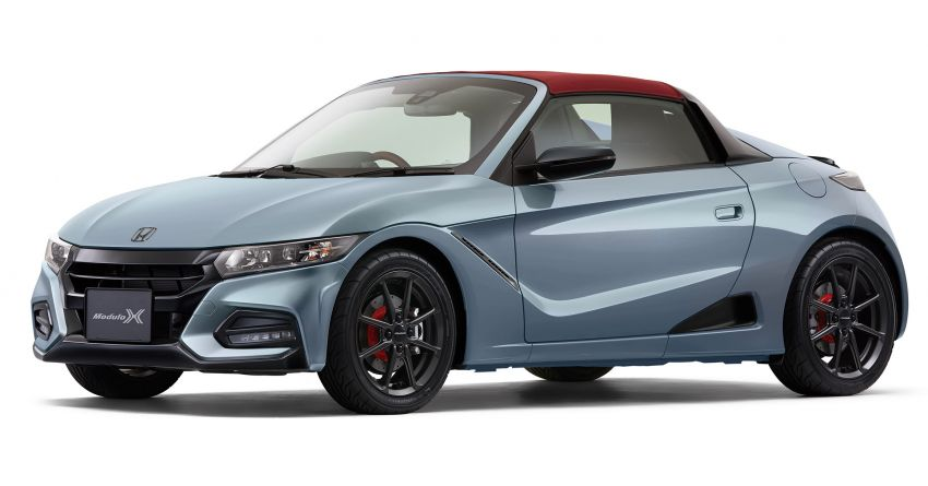Honda S660 Modulo X Version Z launched in Japan – special model to mark end of production in March 2022 Image #1262843