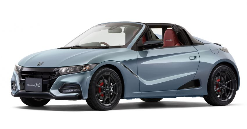 Honda S660 Modulo X Version Z launched in Japan – special model to mark end of production in March 2022 Image #1262844