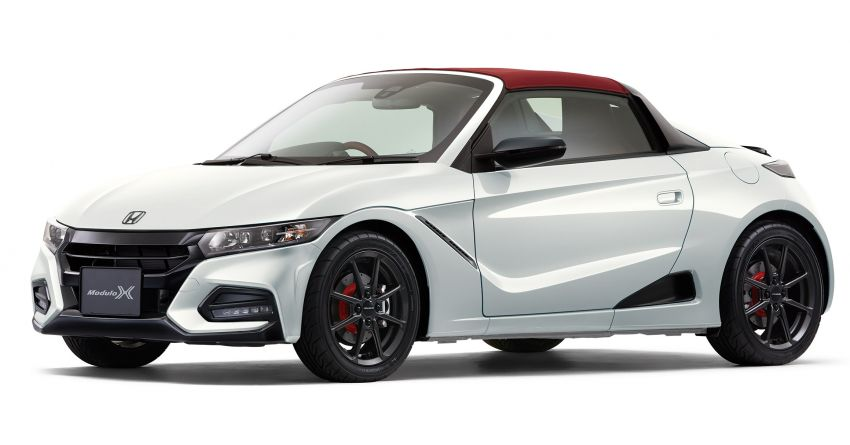 Honda S660 Modulo X Version Z launched in Japan – special model to mark end of production in March 2022 Image #1262845