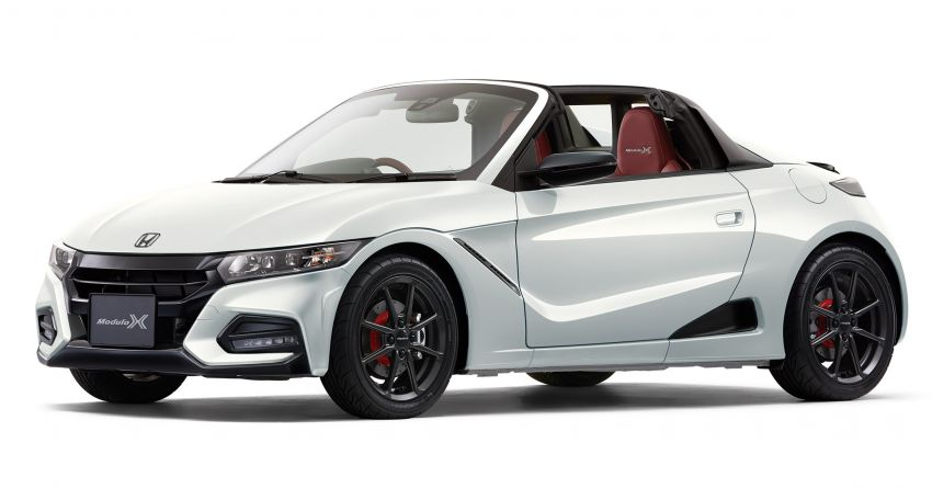 Honda S660 Modulo X Version Z launched in Japan – special model to mark end of production in March 2022 Image #1262846