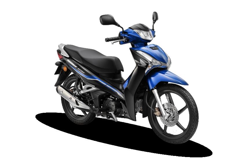 Honda Wave 125i diberikan pembaharuan – RM6,449 Image #1256097