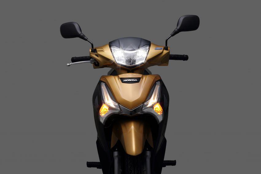 Honda Wave 125i diberikan pembaharuan – RM6,449 Image #1256106