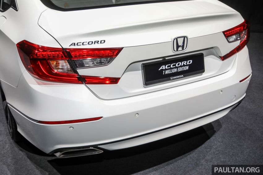 GALLERY: Honda 1 Million Edition models – City, Jazz, Civic, Accord, BR-V, CR-V, HR-V one-offs in detail Image #1259483