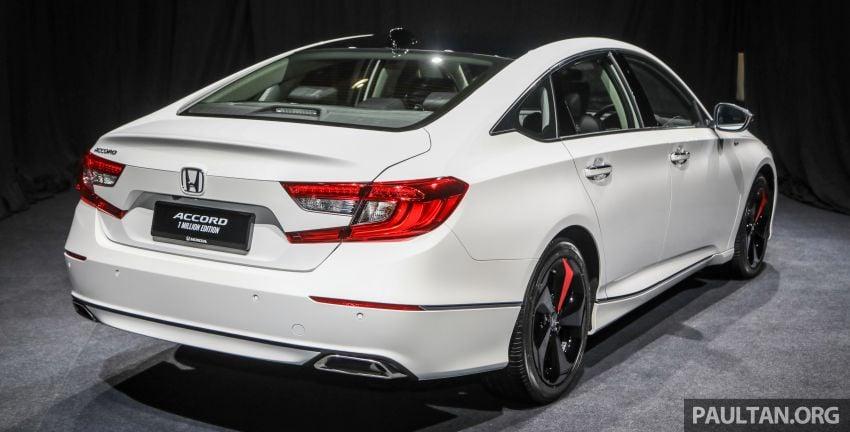 GALLERY: Honda 1 Million Edition models – City, Jazz, Civic, Accord, BR-V, CR-V, HR-V one-offs in detail Image #1259475