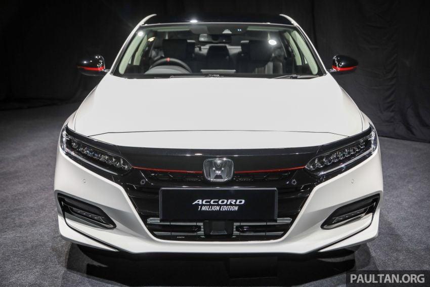 GALLERY: Honda 1 Million Edition models – City, Jazz, Civic, Accord, BR-V, CR-V, HR-V one-offs in detail Image #1259476