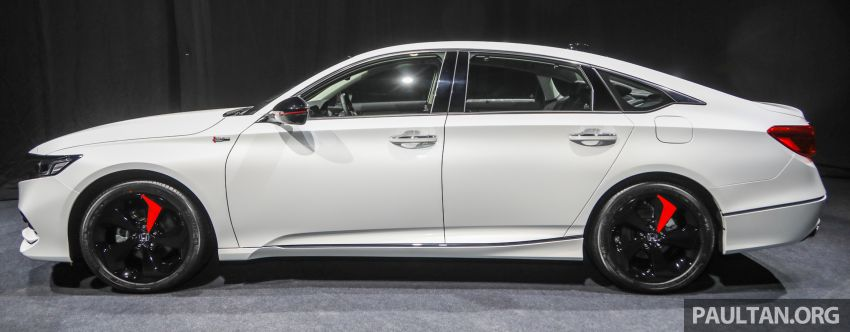 GALLERY: Honda 1 Million Edition models – City, Jazz, Civic, Accord, BR-V, CR-V, HR-V one-offs in detail Image #1259479